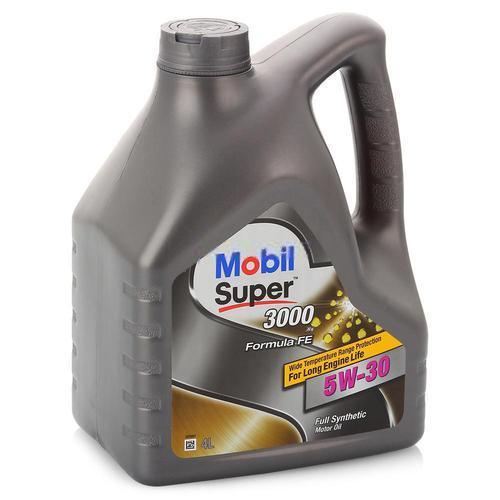 Mobil Super 3000 X1 Formula FE 5W-30 синтетическое моторное масло  для FORD
