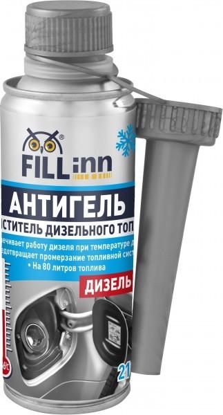 Fillinn Антигель и очиститель дизельного топлива
