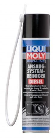 Liqui Moly Pro-Line Ansaug System Reiniger Diesel - Очиститель дизельного впуска и дроссельных заслонок