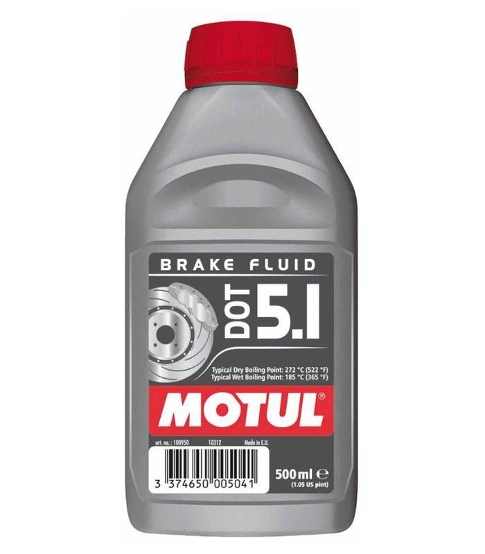Motul Brake Fluid DOT5.1 Тормозная жидкость