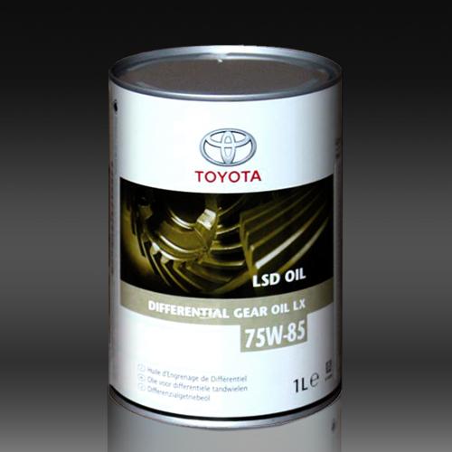 Toyota LSD LX 75W85 Трансмиссионное масло для МКПП.