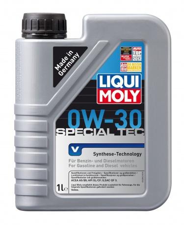 Liqui Moly Leichtlauf Special V 0W30 Синтетическое моторное масло для Volvo