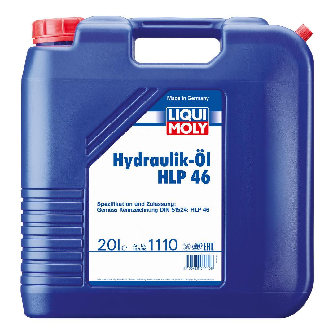 Liqui Moly Hydraulikoil HLP 46 Минеральное гидравлическое масло