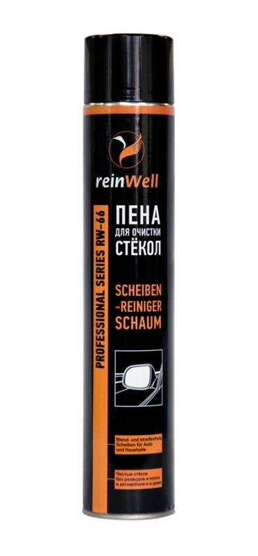 ReinWell Scheiben Reiniger Schaum RW-66  (0.5л) - Пена для очистки стекол
