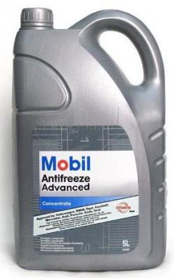 Mobil Antifreeze Advanced  Концентрат антифриза (красного цвета)