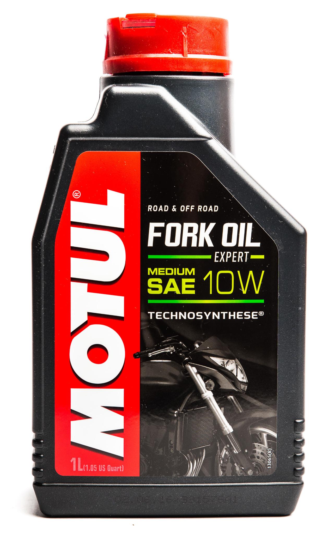 Motul Fork Oil FL Medium 10W Масло для мотовилок