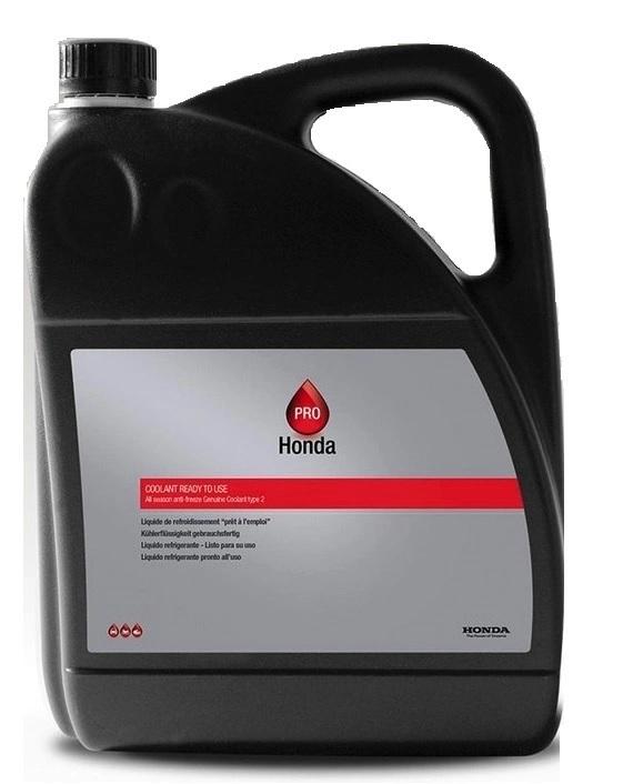Антифриз Honda Coolant Ready готовый -36C синий 5 л 08CLA-G02-6L1