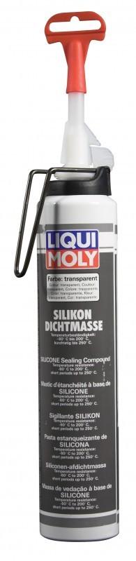 Liqui Moly Silikon-Dichtmasse transparent - Силиконовый герметик