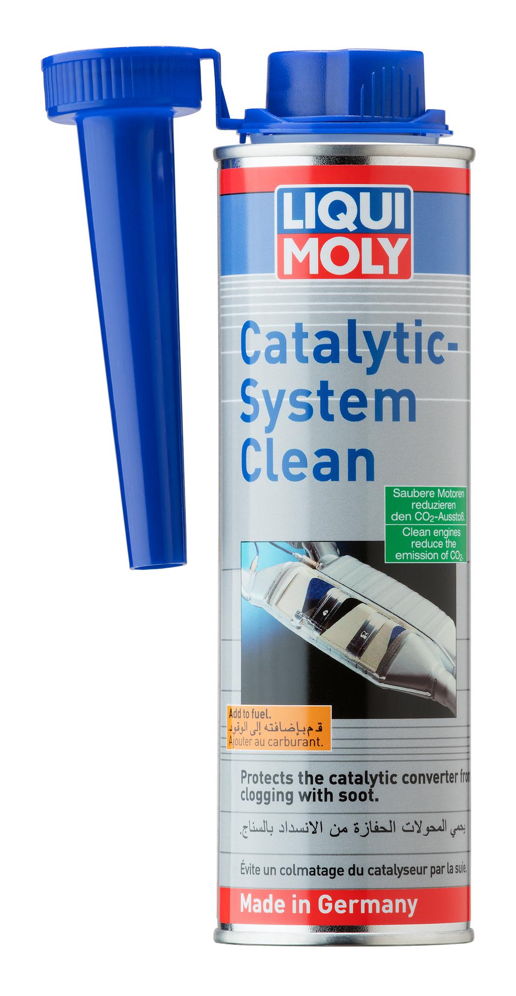 Liqui Moly Catalytic System Clean Очиститель катализатора