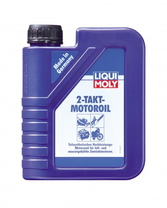 Liqui Moly 2-Takt-Motoroil — Моторное масло для 2-тактных двигателей