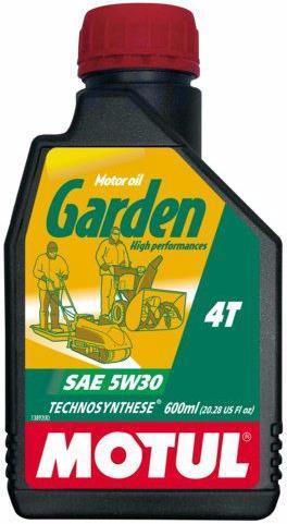 Motul Garden 4T 5W30 Минеральное масло для садовой техники