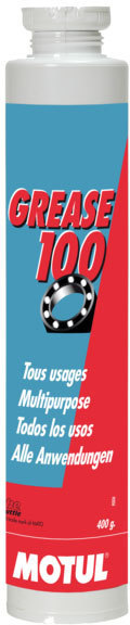 Motul Grease 100 NLGI2 Пластичная смазка