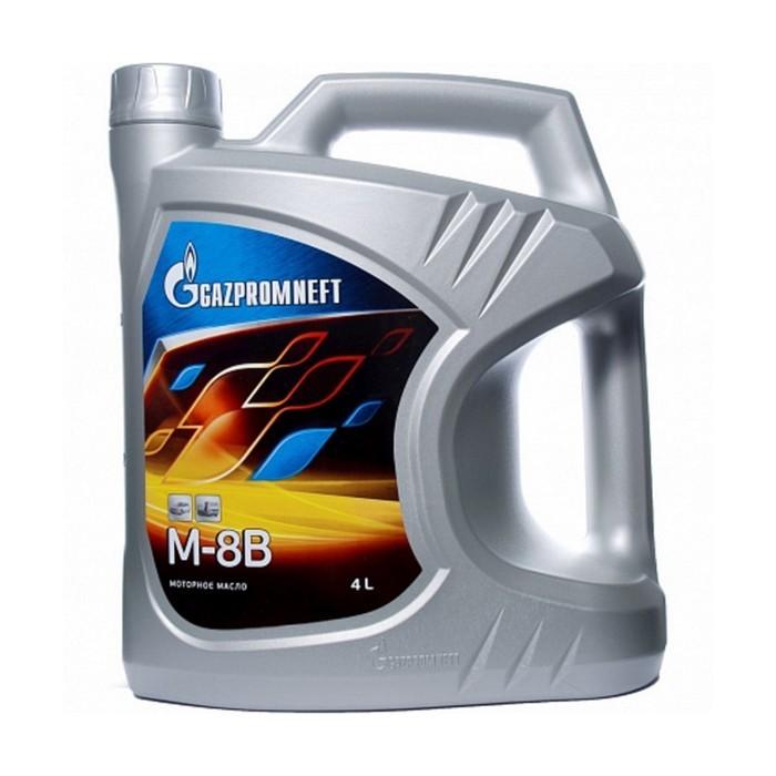 Gazpromneft М-8В Минеральное моторное масло