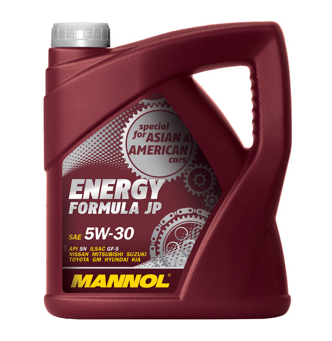 Mannol Energy Formula JP 5W-30 API SN - Синтетическое моторное масло