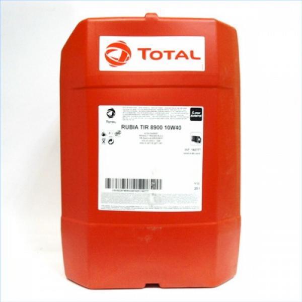 Total 8900 Rubia TIR 10W40 Полусинтетическое моторное масло