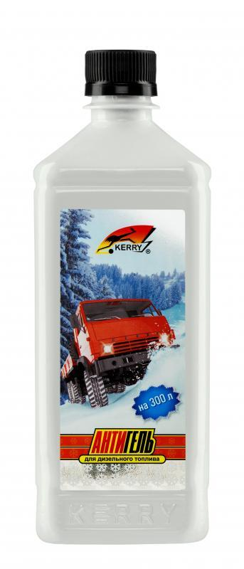 Kerry KR-357 (0.600л) - Антигель для дизельного топлива суперконцентрат