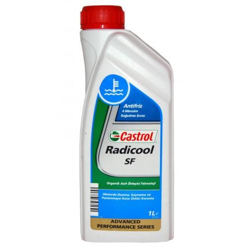 Castrol Radicool SF Антифриз - концентрат (красный)