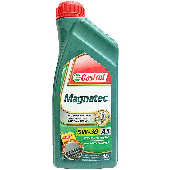 Castrol Magnatec 5W-30 А5-Синтетическое моторное масло