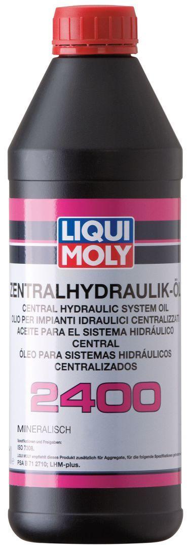 Liqui Moly Zentralhydraulik-Oil 2400 - Минеральная гидравлическая жидкость