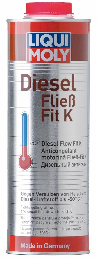 Liqui Moly Diesel Fliess Fit K Дизельный антигель (концентрат)