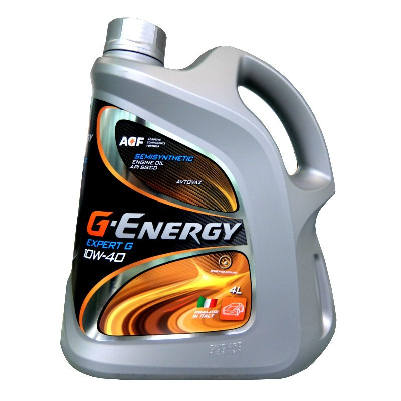 G-Energy Expert G 10W-40 - Полусинтетическое моторное масло (4л)