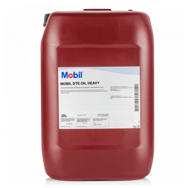 Mobil DTE Oil Heavy Индустриальное циркуляционное масло