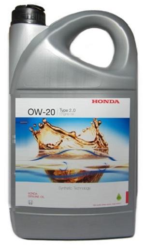 Honda  0W20 SN Синтетическое моторное масло