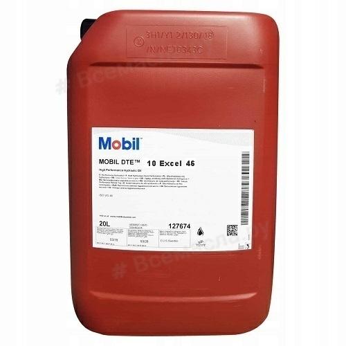 Mobil DTE 10 excel 46 Масло для гидравлических систем